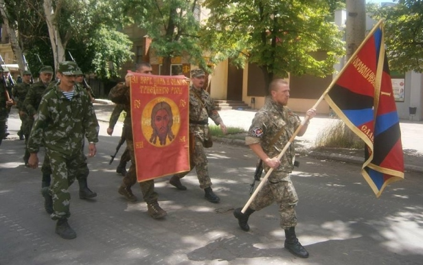 novorossia-army-banners