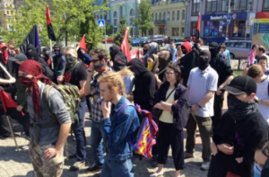 Anarchist mAY DAY kyIV