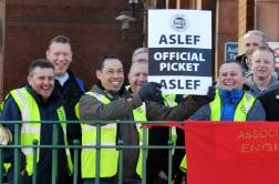 ASLEF Nottingham