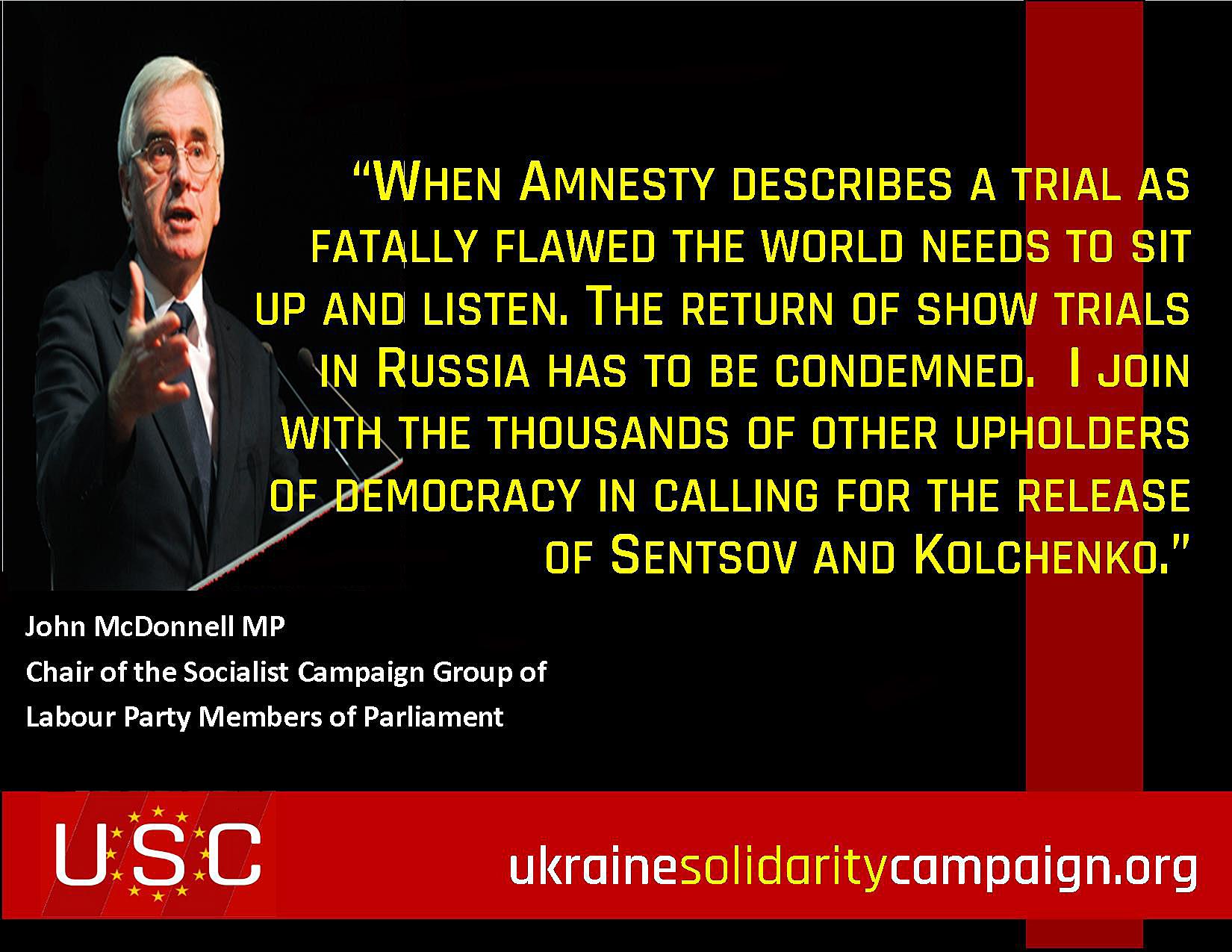 Send Birthday Wishes To Russias Ukrainian Political Prisoners