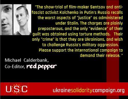 Michael Calderbank Kolchenko