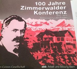Zimmerwald Booklet 2