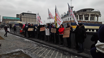 kyiv-transport-workers-protest