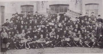 Delegates to teh frst conf of soviets of Donbas Bakhmut March 1917