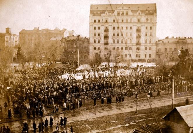 Kiev central 1917