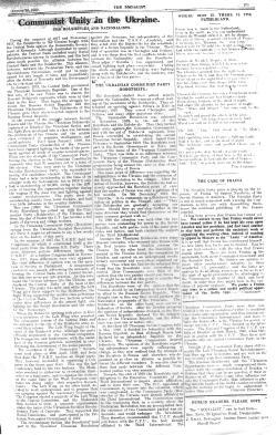 Communist Unity Socialist 1919