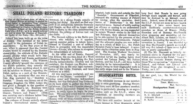 Restore Tsardom Socialist